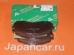 Тормозные колодки Subaru Impreza wagon GH3 Фото 2
