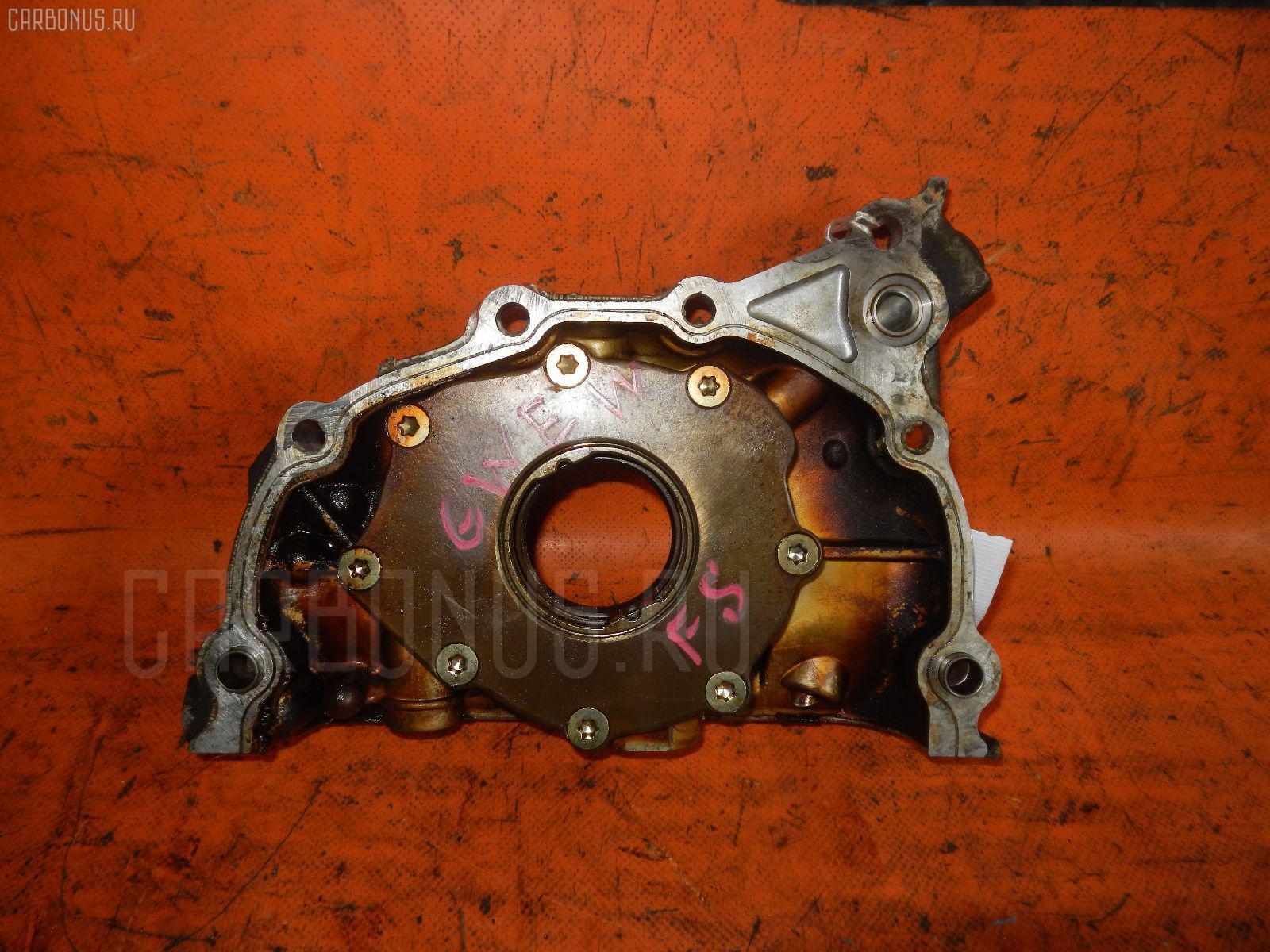 Насос масляный Mazda Capella wagon GWEW FS-DE Фото 1