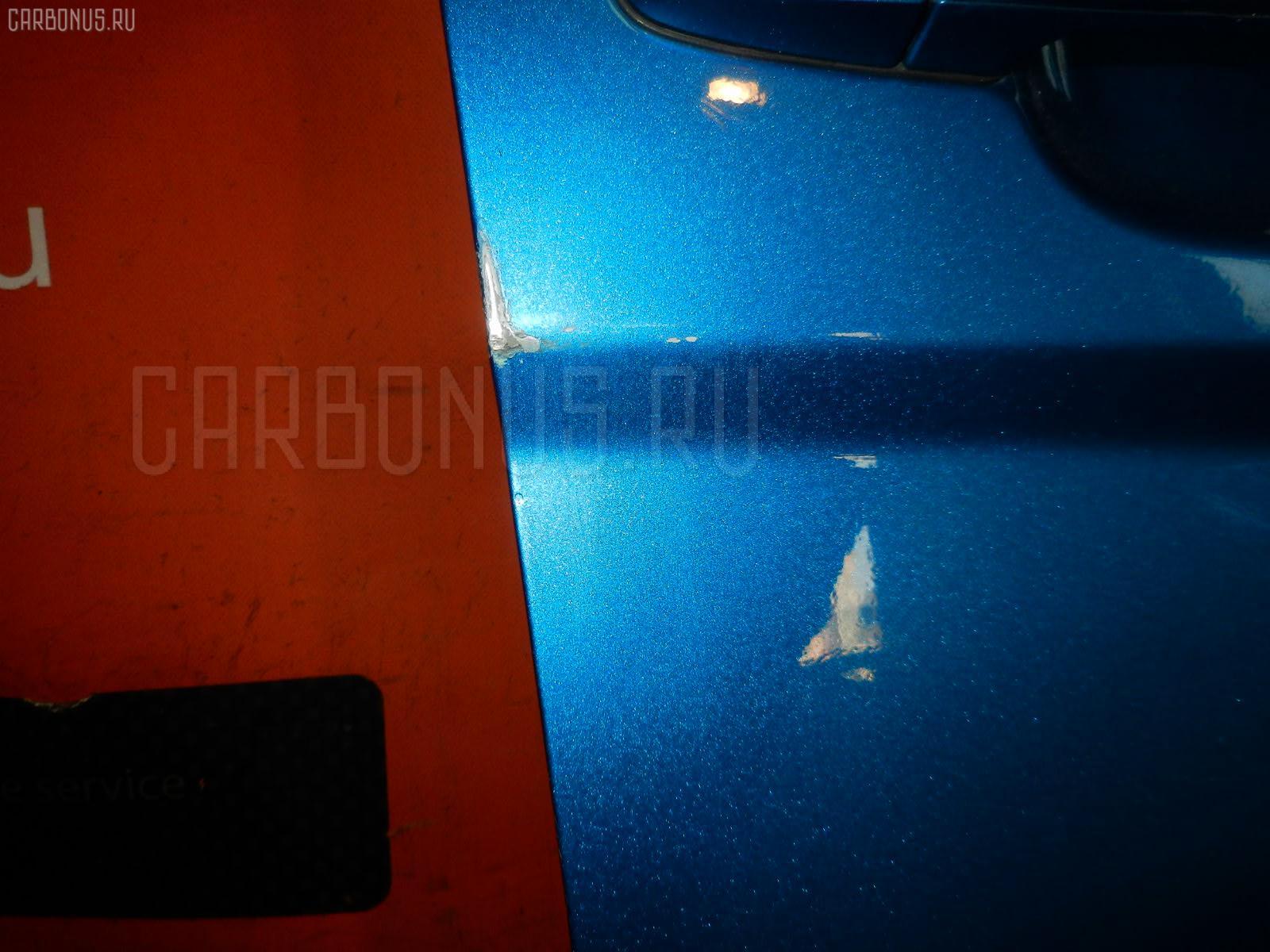 Дверь боковая Toyota Isis ANM10W Фото 1