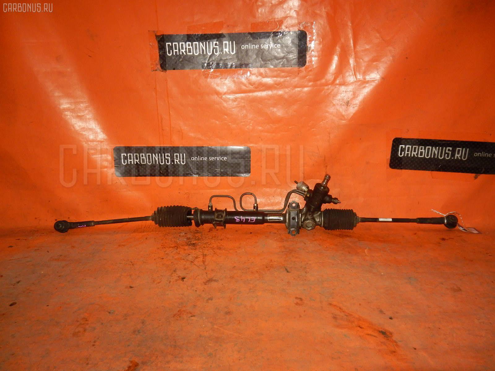 Рулевая рейка TOYOTA COROLLA II EL43 5E-FE. Фото 2