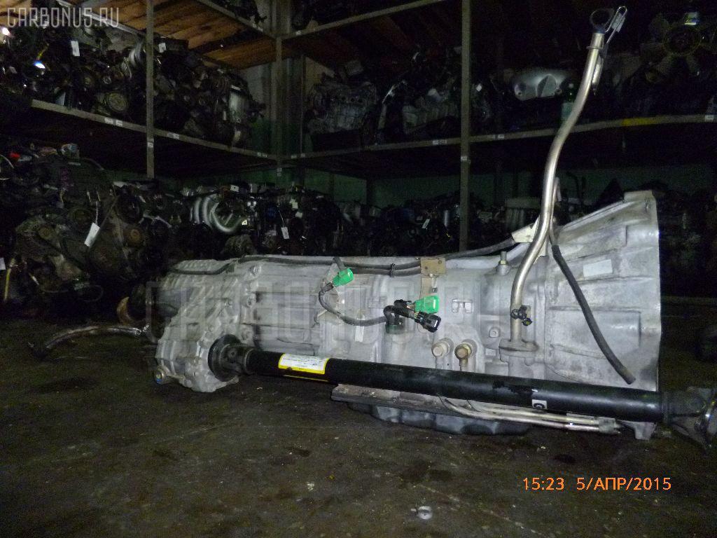 КПП автоматическая NISSAN STAGEA NM35 VQ25DET. Фото 11
