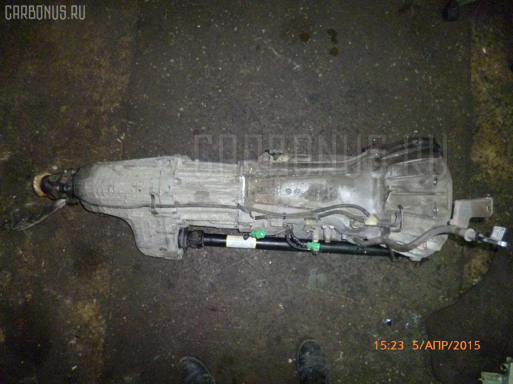 КПП автоматическая NISSAN STAGEA NM35 VQ25DET. Фото 10