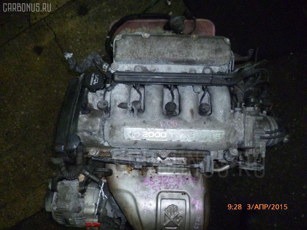 Двигатель TOYOTA CELICA ST202 3S-GE Фото 9