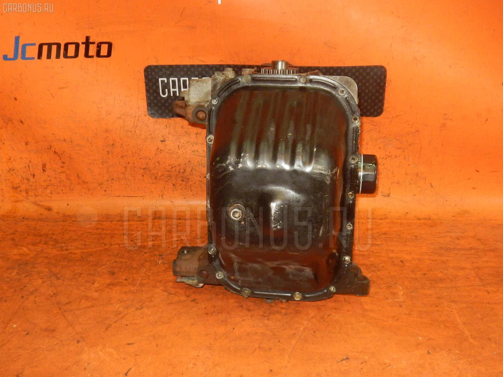 Блок двигателя DAIHATSU MIRA L500S EF-EL Фото 5