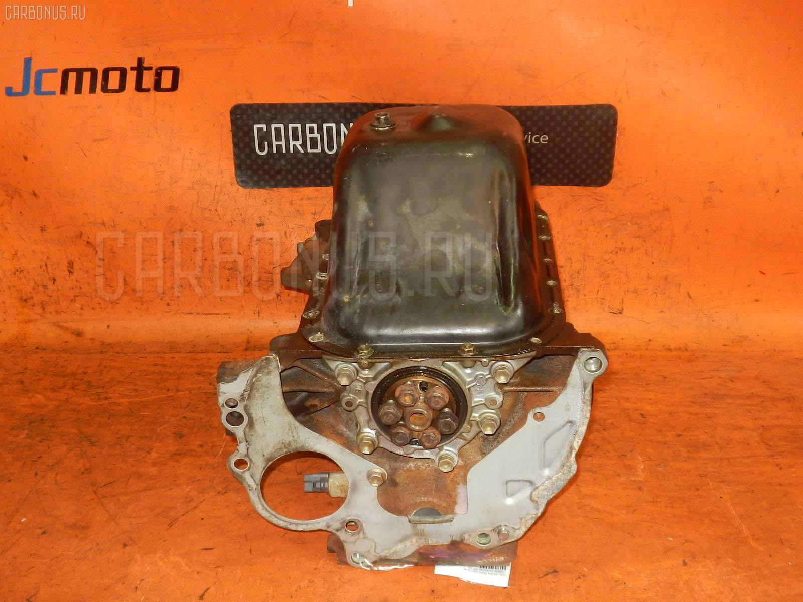 Блок двигателя DAIHATSU MIRA L500S EF-EL Фото 4