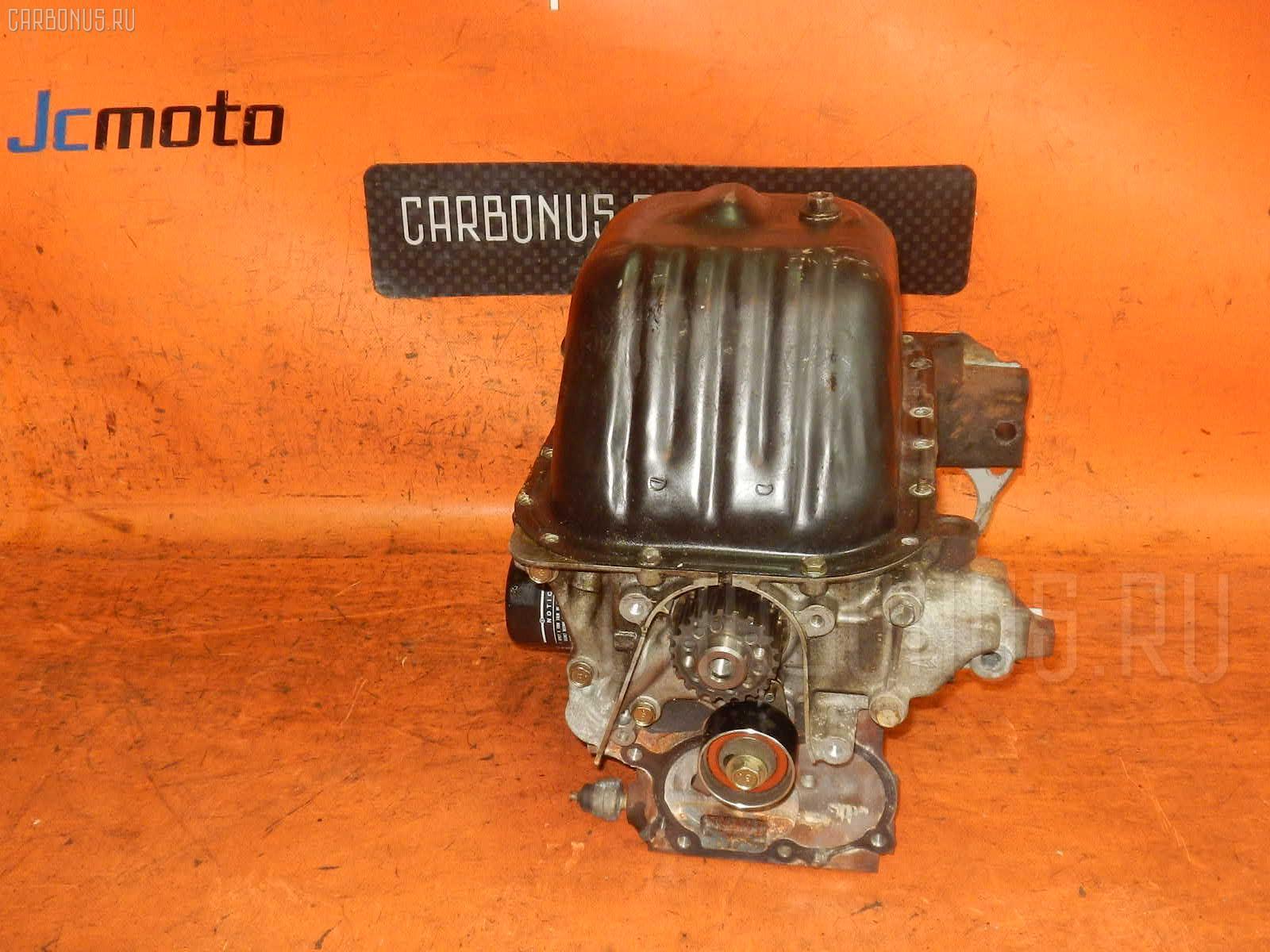 Блок двигателя DAIHATSU MIRA L500S EF-EL Фото 6