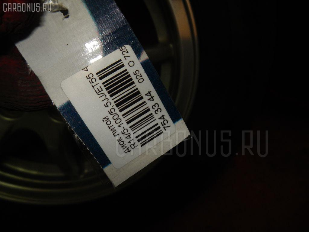 Диск литой R14 / 5-100 / 5.5JJ / ET+55 Фото 5