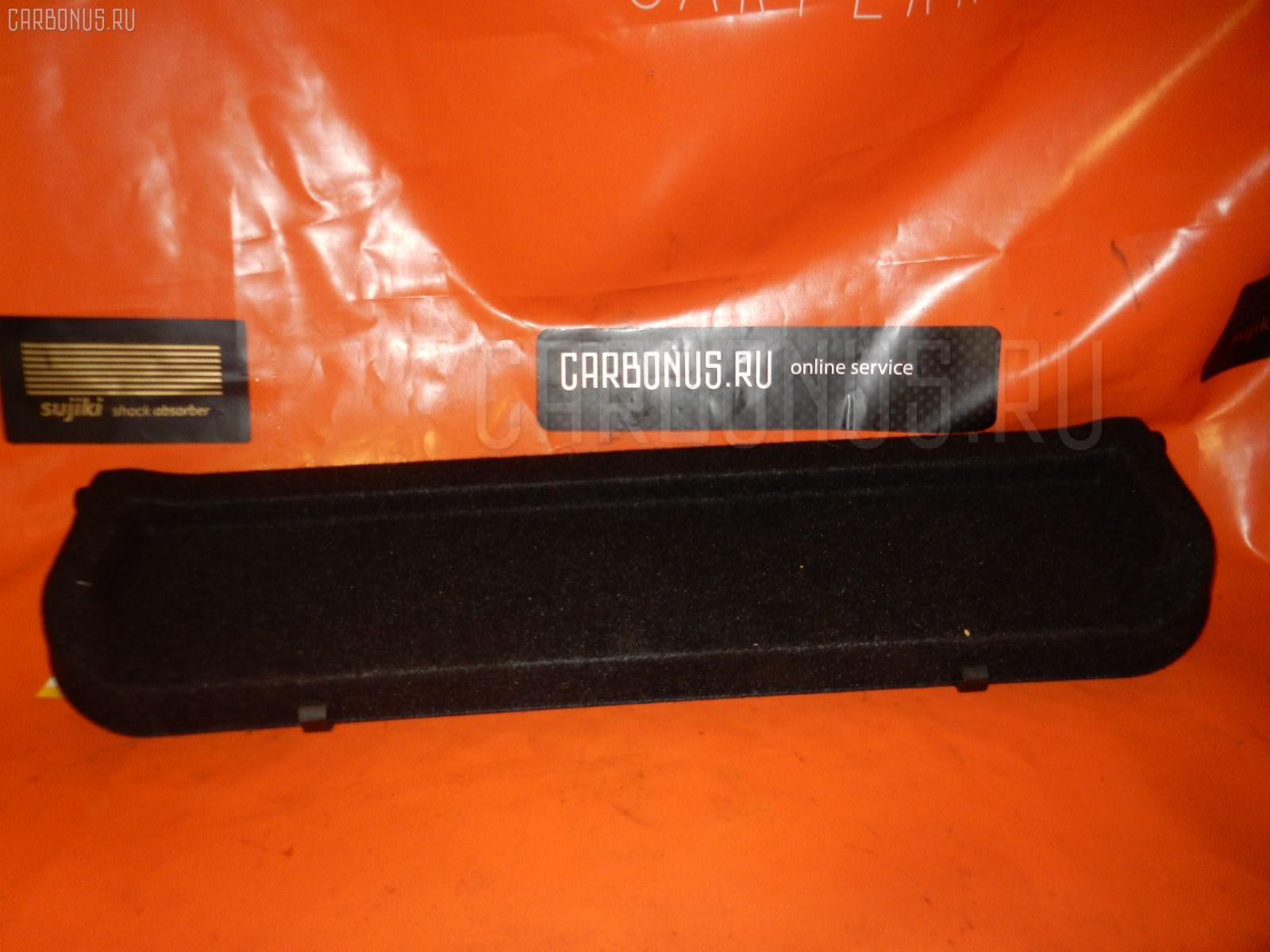 Шторка багажника SUZUKI SWIFT ZC72S Фото 1