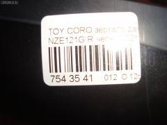 Зеркало двери боковой Toyota Corolla fielder NZE121G Фото 4
