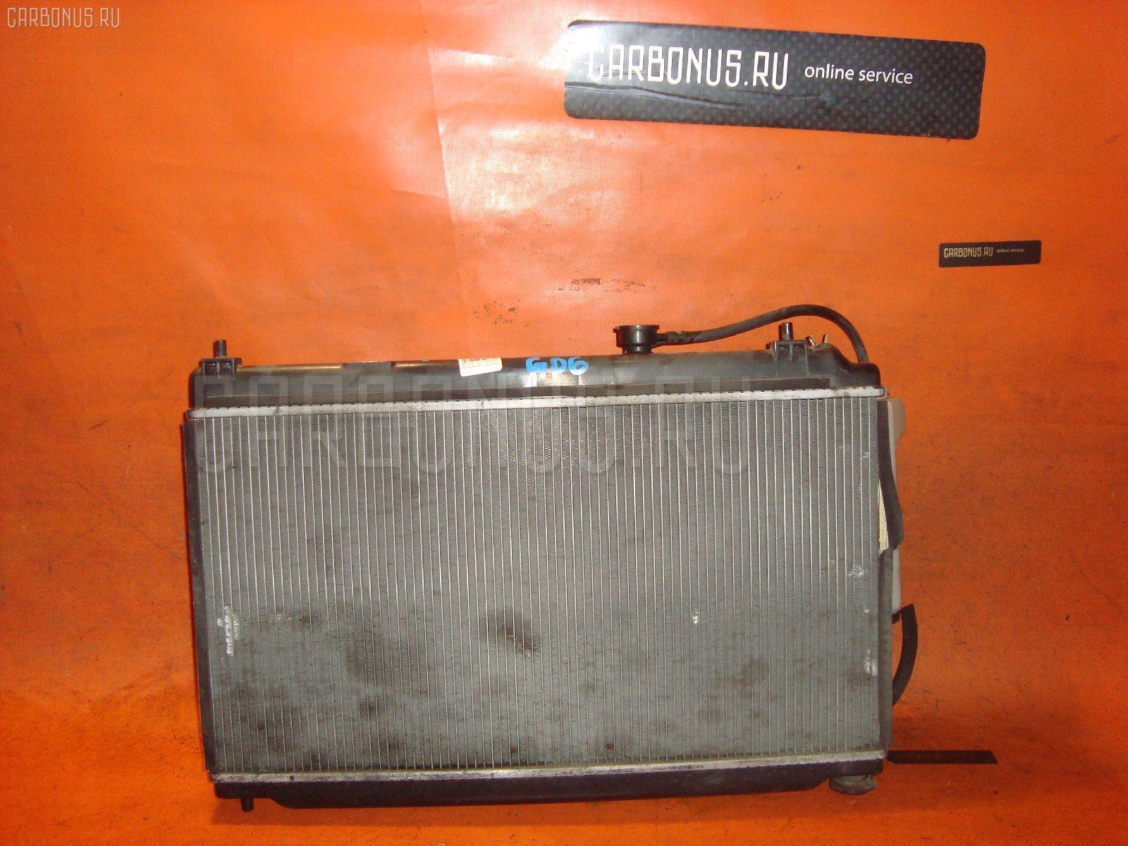 Радиатор ДВС HONDA FIT ARIA GD6 L13A Фото 3