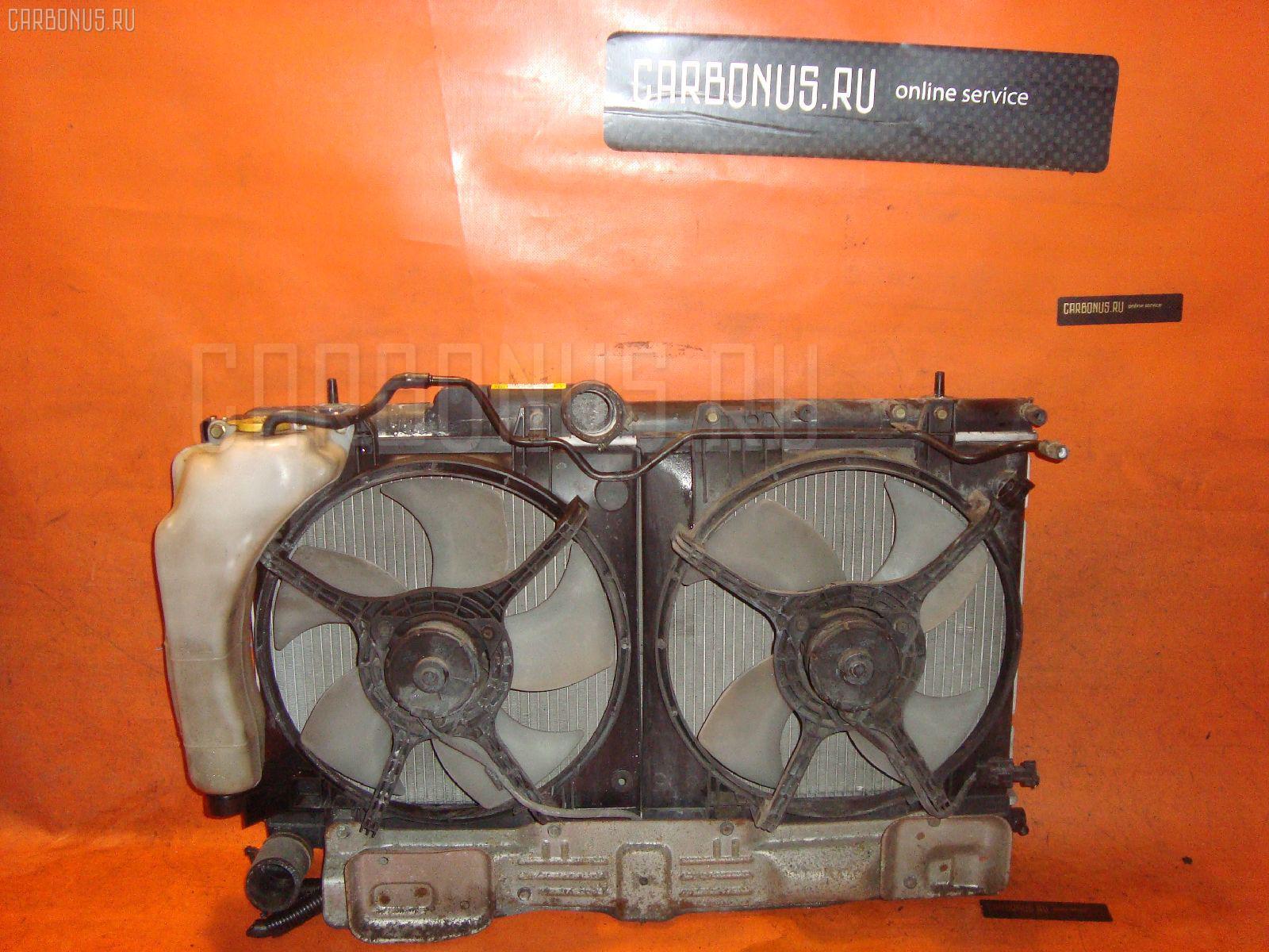 Радиатор ДВС SUBARU LEGACY WAGON BH5 EJ20TT Фото 1