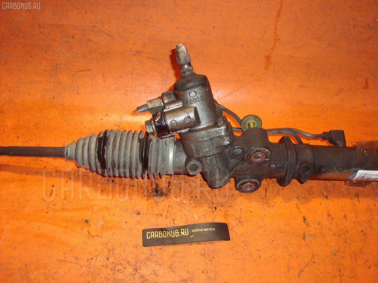 Рулевая рейка TOYOTA CROWN GS151 1G-FE. Фото 9