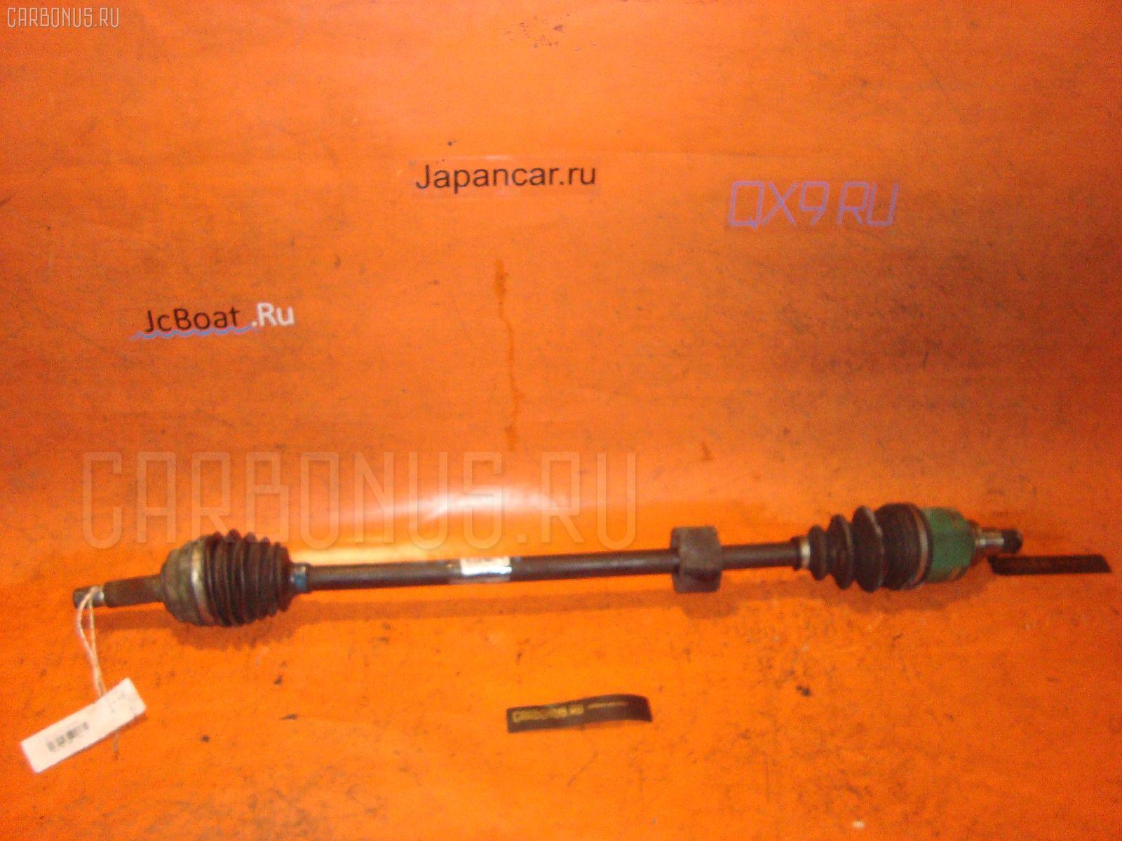 Привод TOYOTA DUET M101A K3-VE Фото 1