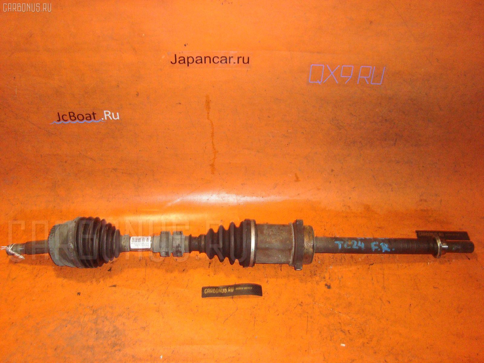 Привод Nissan Serena TC24 QR20DE Фото 1