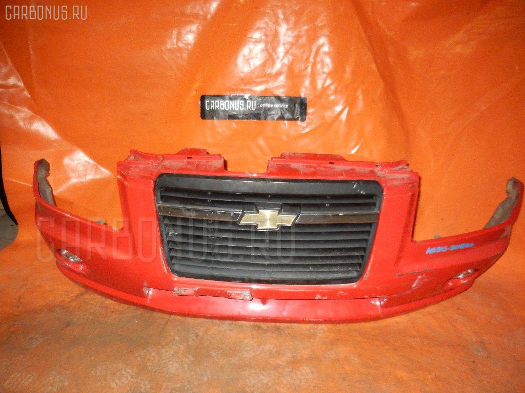 Бампер Suzuki Chevroletmw ME34S Фото 1