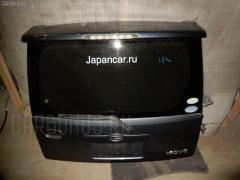 Дверь задняя Daihatsu Move L160S Фото 1
