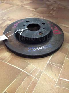 Тормозной диск TOYOTA RAUM EXZ15 5E-FE Фото 1