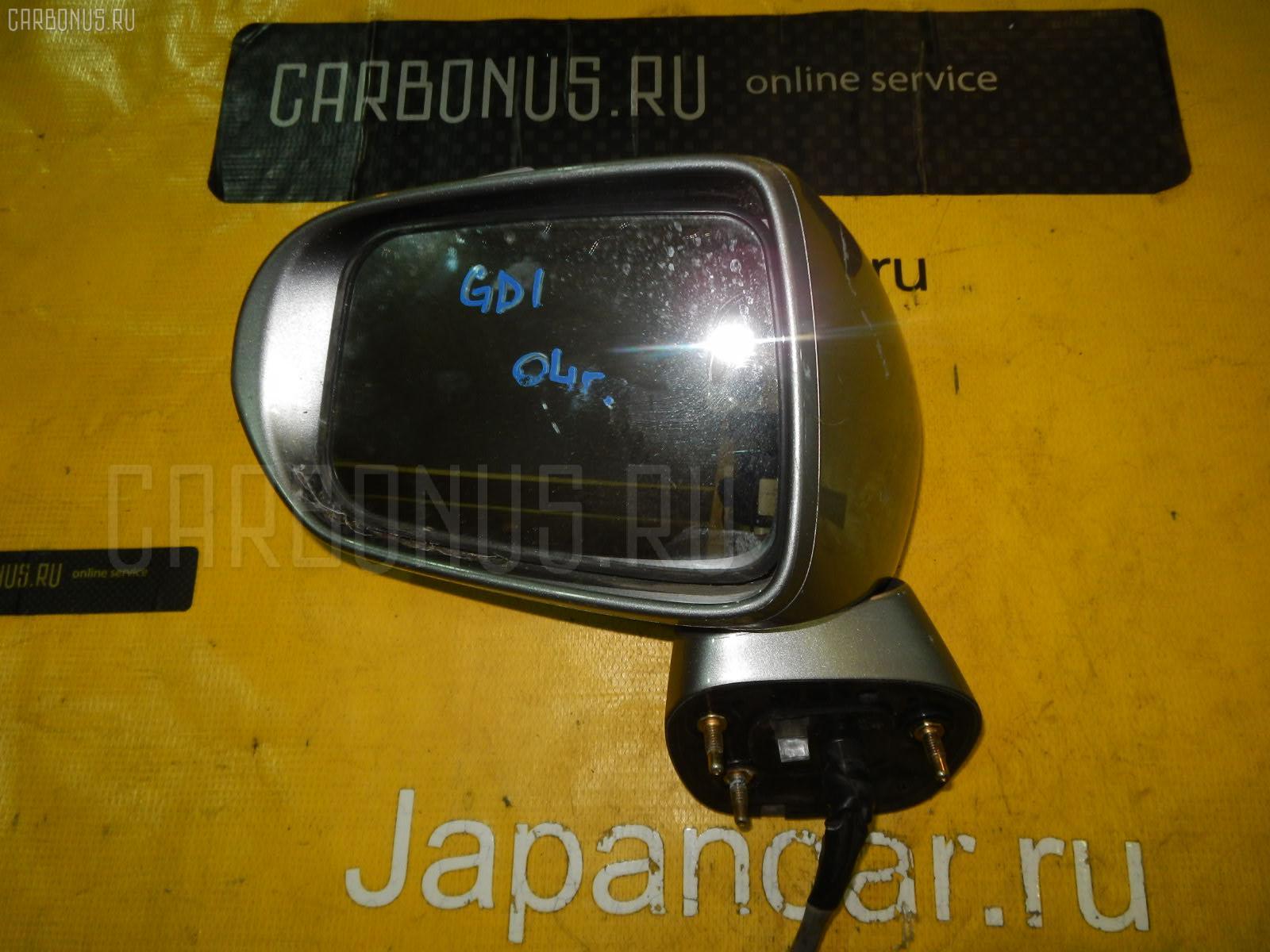 Зеркало двери боковой Honda Fit GD1 Фото 1
