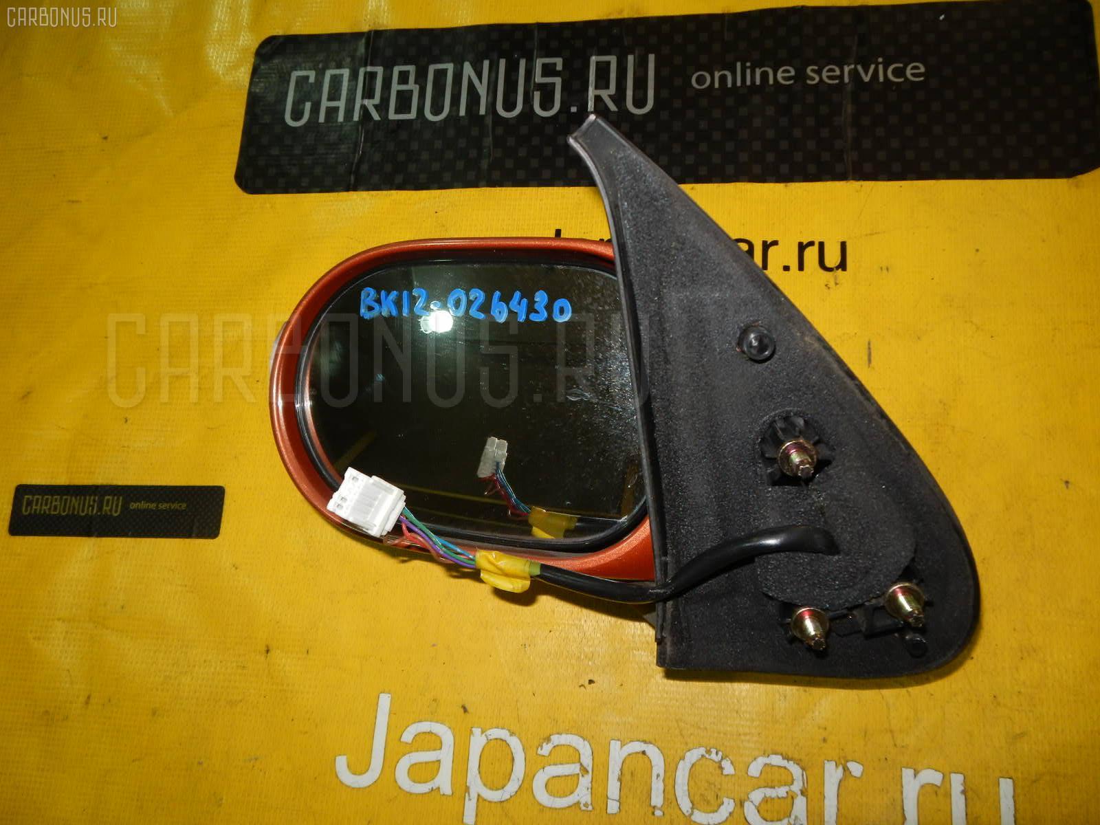 Зеркало двери боковой NISSAN MARCH BK12 Фото 1