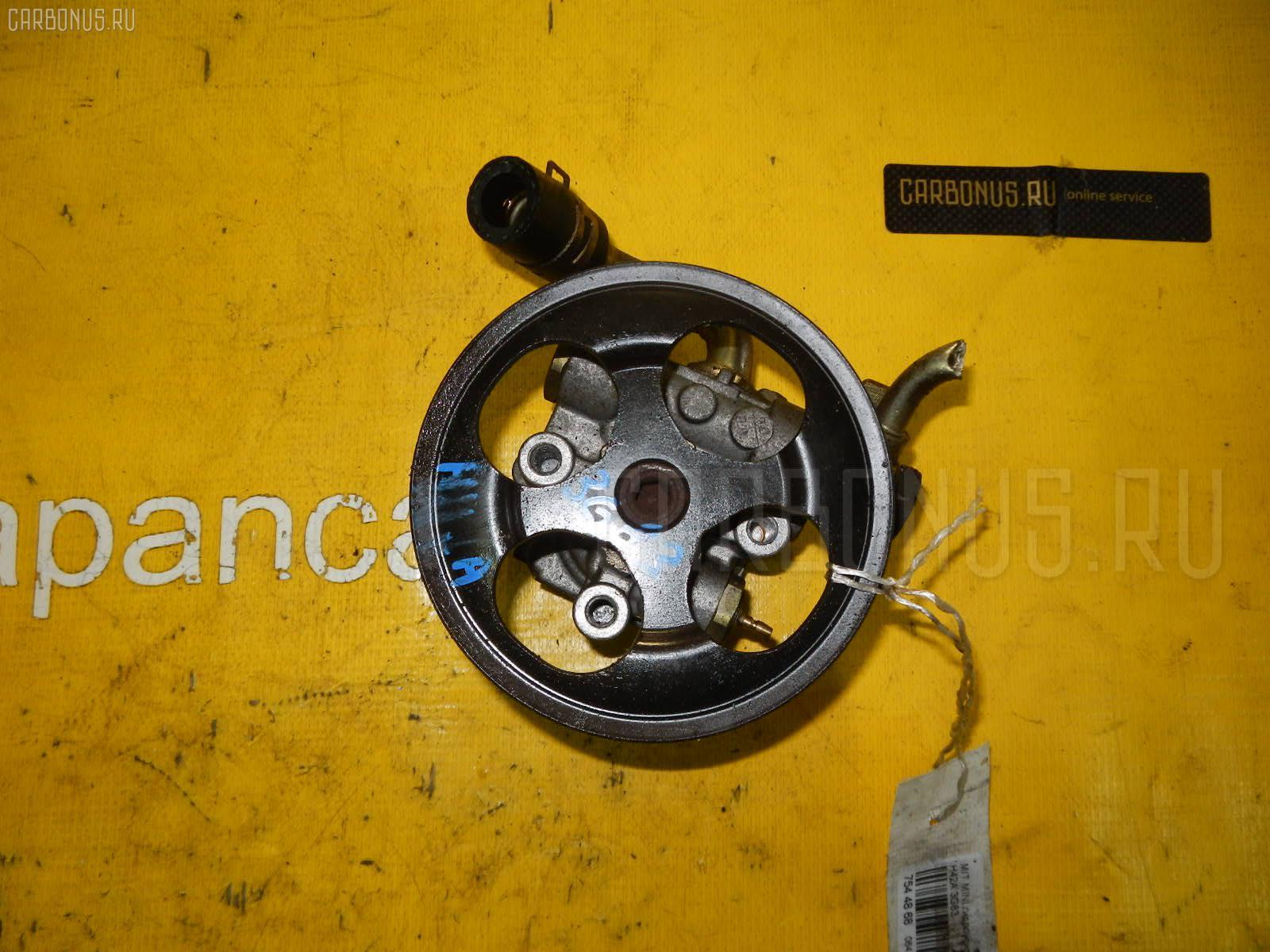 Насос гидроусилителя Mitsubishi Minica H42A 3G83 Фото 1
