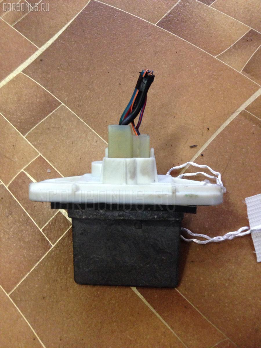 Регулятор скорости мотора отопителя Фото 1