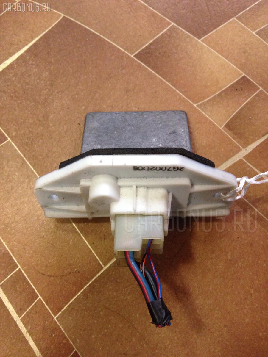 Регулятор скорости мотора отопителя Фото 2