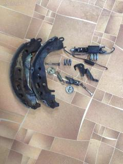 Тормозные колодки TOYOTA COROLLA FIELDER NZE124G 1NZ-FE Фото 2