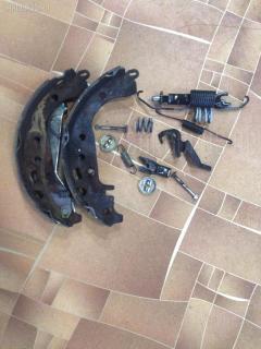 Тормозные колодки TOYOTA COROLLA FIELDER NZE124G 1NZ-FE Фото 1