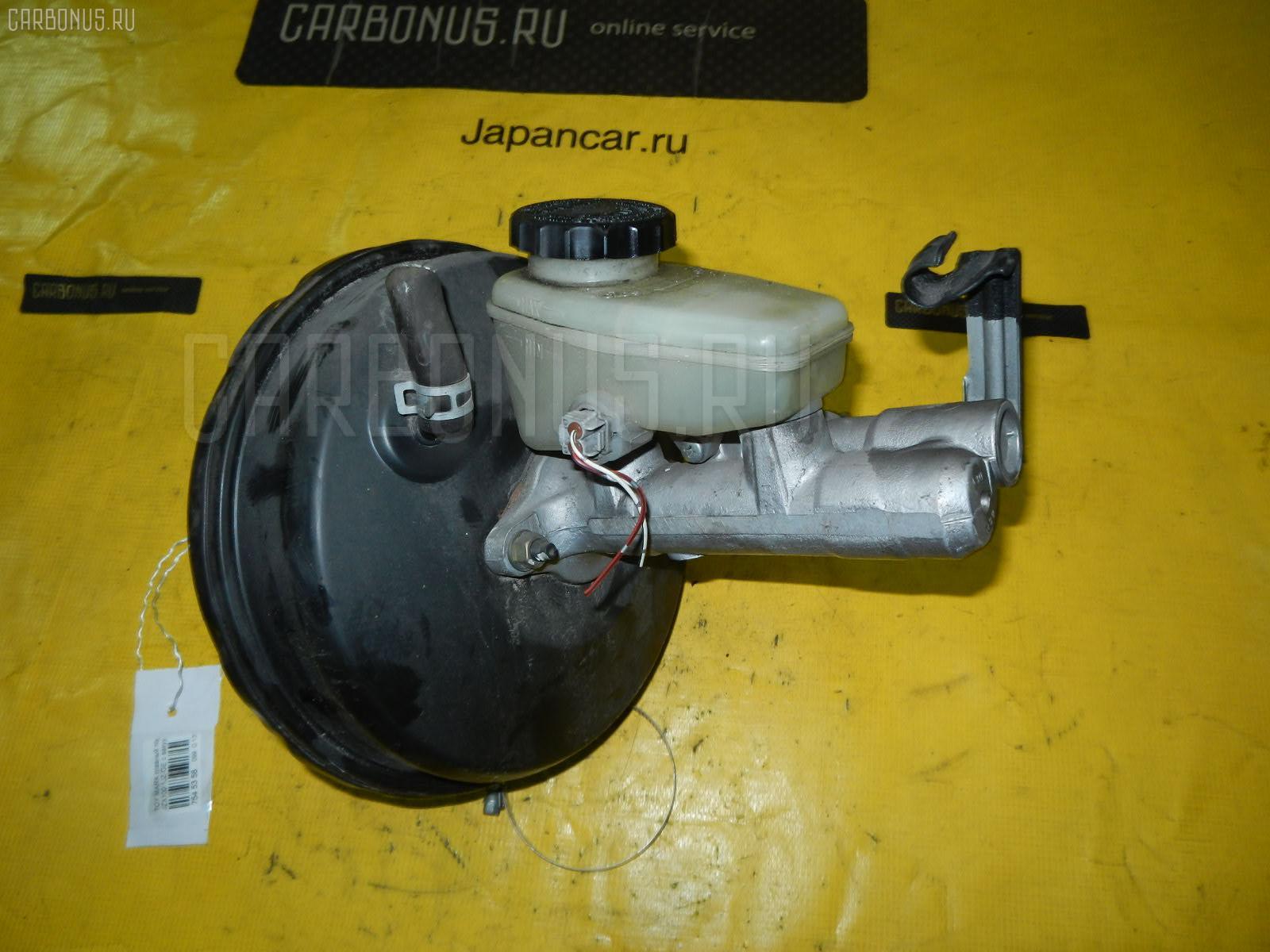Главный тормозной цилиндр TOYOTA MARK II JZX100 1JZ-GE Фото 1