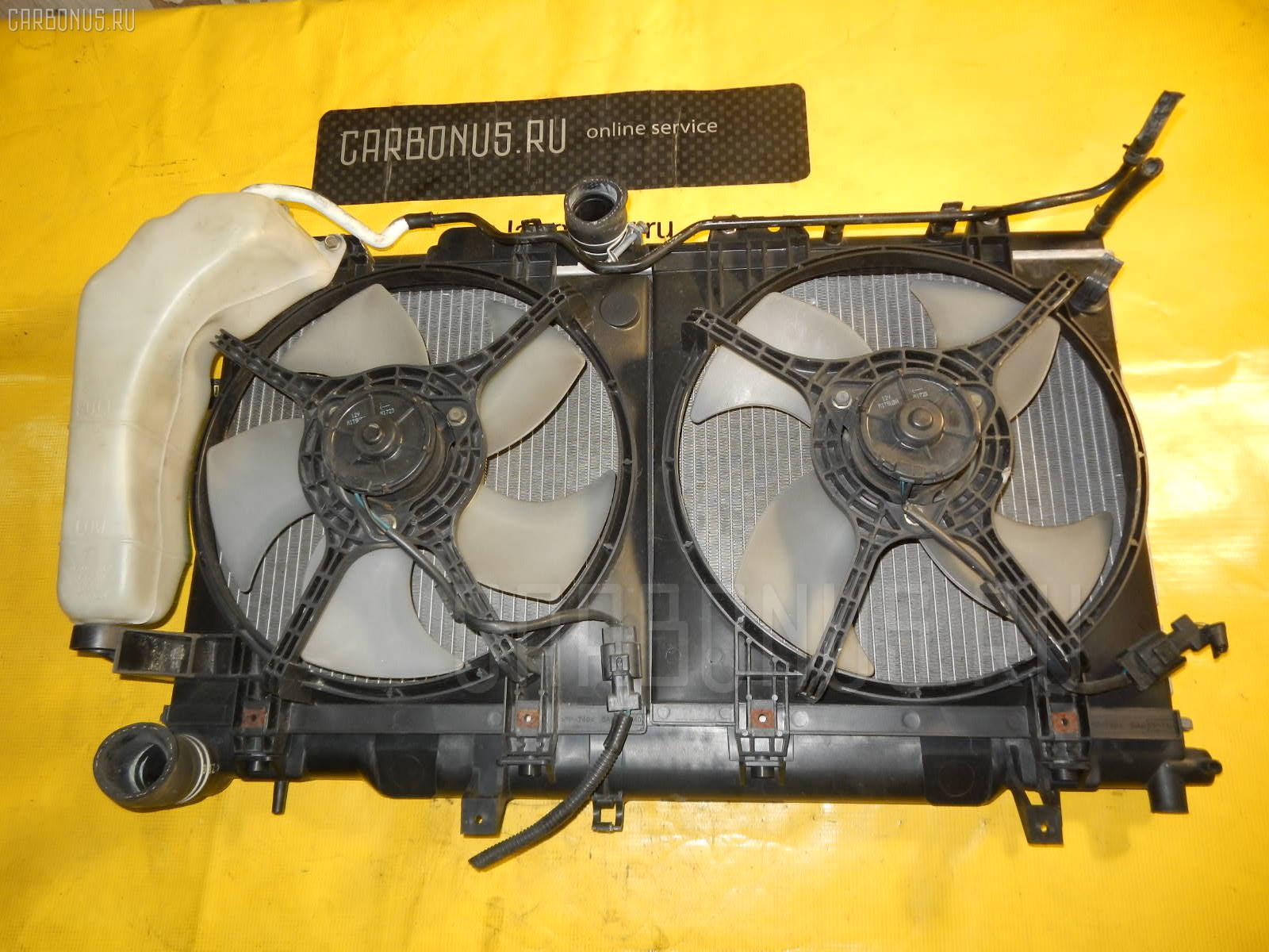 Радиатор ДВС SUBARU LEGACY B4 BE5 EJ208 Фото 1