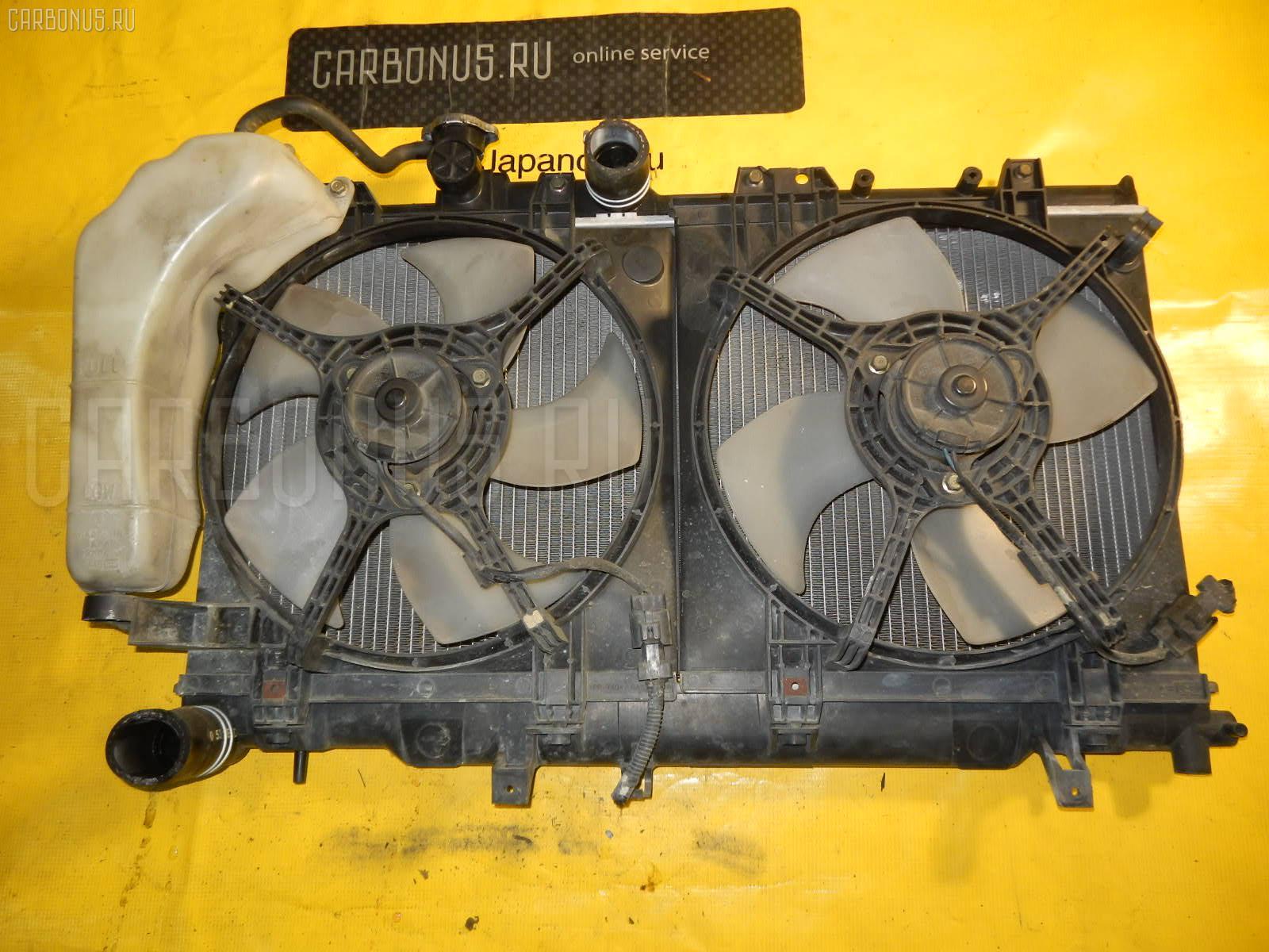 Радиатор ДВС SUBARU LEGACY WAGON BH5 EJ20. Фото 8