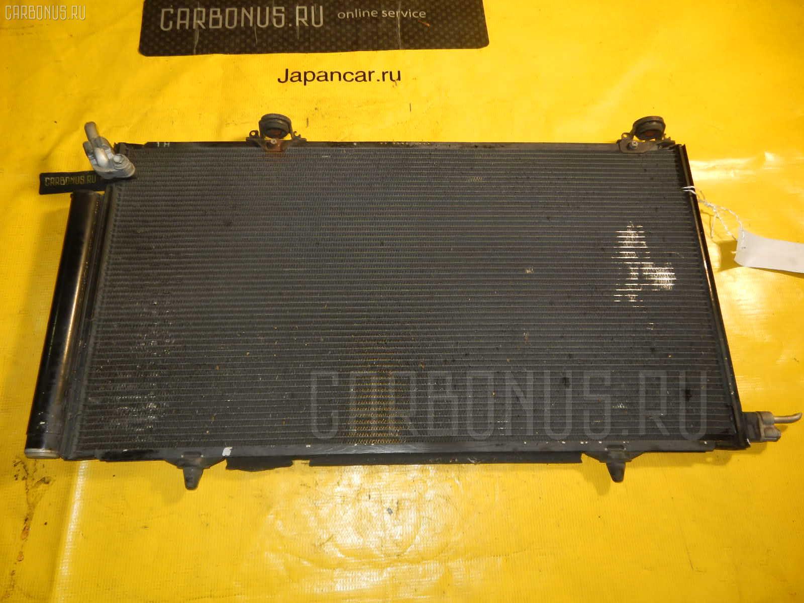 Радиатор кондиционера TOYOTA SIENTA NCP81G 1NZ-FE. Фото 8