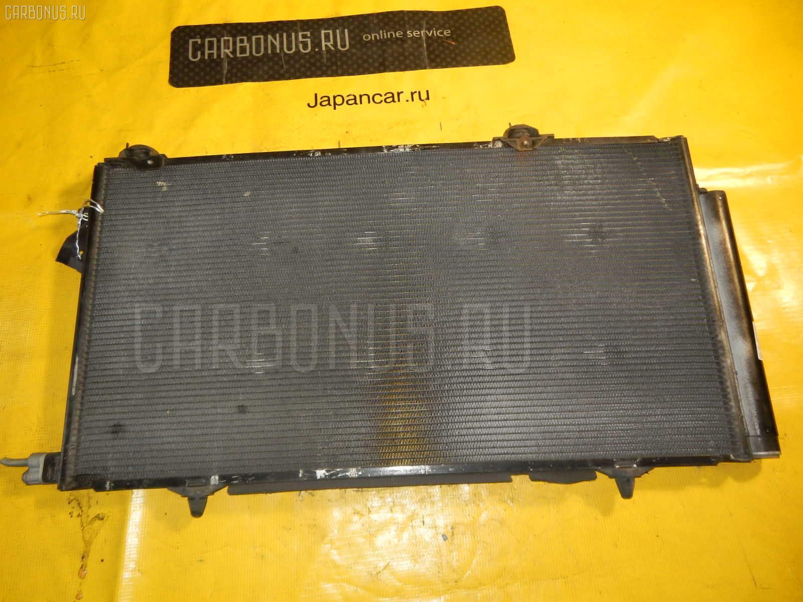 Радиатор кондиционера TOYOTA SIENTA NCP81G 1NZ-FE. Фото 4