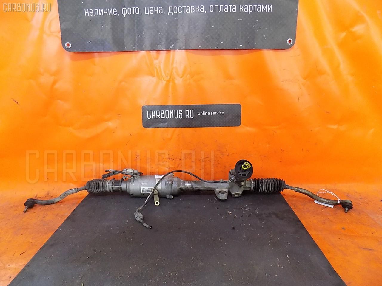 Рулевая рейка HONDA ACCORD CL9 K24A. Фото 6