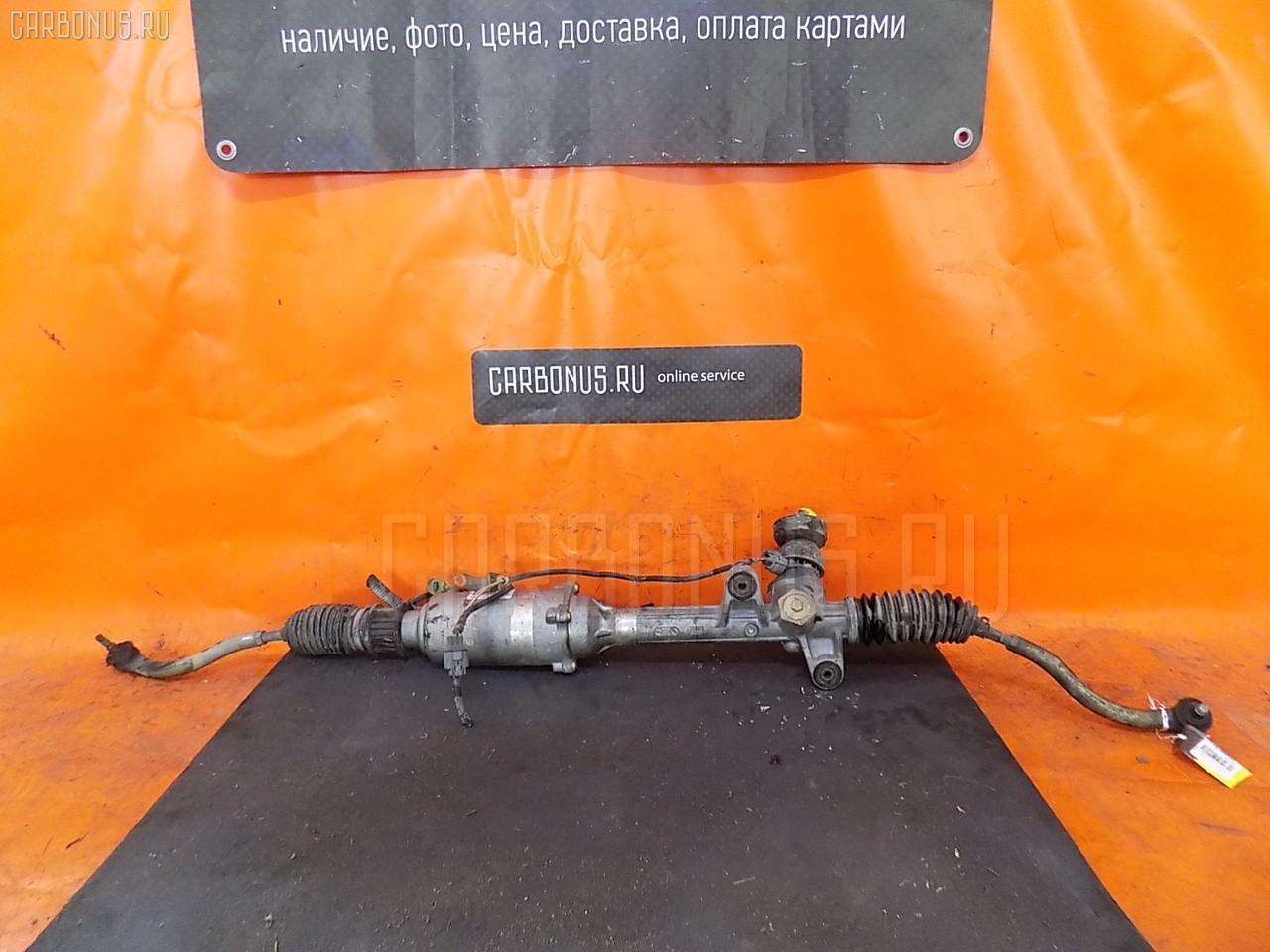 Рулевая рейка HONDA ACCORD CL9 K24A. Фото 5