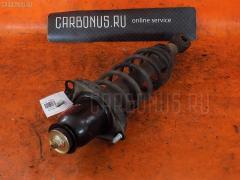 Стойка амортизатора на Toyota Corolla Runx NZE121 1NZ-FE, Заднее Левое расположение