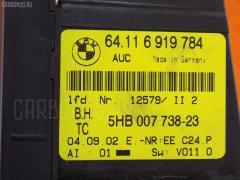 Блок управления климатконтроля BMW 3-SERIES E46-AY72 N42B20A