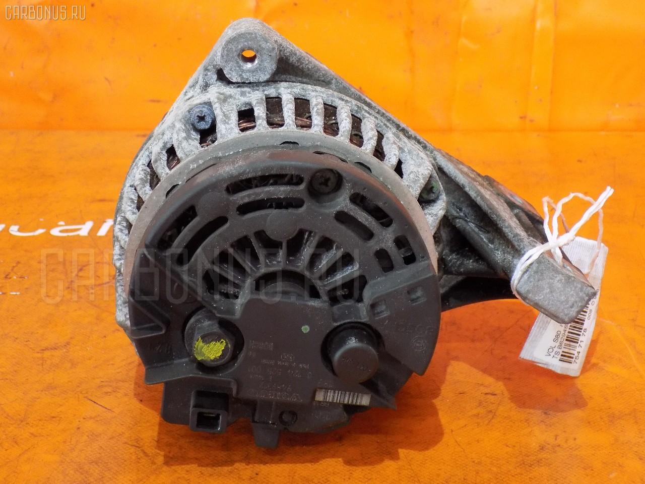 Генератор YV1TS92K521247055 36050264 на Volvo S80 I TS B6294S2 Фото 1
