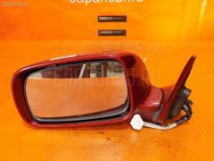 Зеркало двери боковой TOYOTA MARK X GRX120 Левое