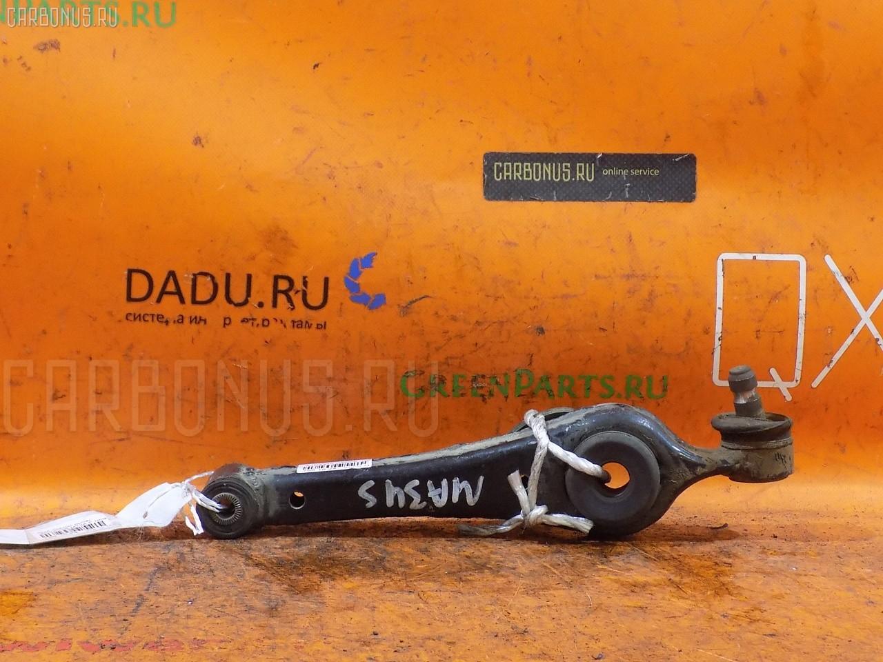 Рычаг Suzuki Wagon r solio MA34S M13A Фото 1
