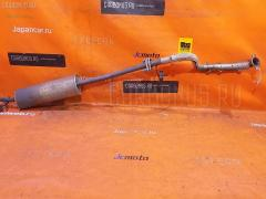 Глушитель NISSAN MARCH AK12 CR12DE
