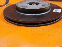 Тормозной диск на Mazda Demio DY5W ZY-VE, Переднее расположение