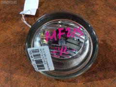 Туманка бамперная SUZUKI MR WAGON MF21S P2776 Правое