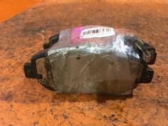 Тормозные колодки на Toyota Chaser JZX100 1JZ-GTE, Переднее расположение