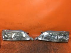 Фара на Toyota Cresta GX100 22-258, Левое расположение