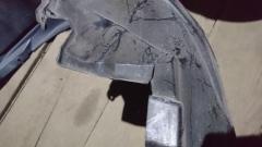 Подкрылок на Honda Legend KB1 J35A Фото 2