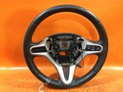 Руль на Honda Fit GE8
