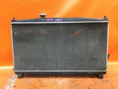 Радиатор ДВС на Honda Insight ZE2 LDA