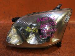 Фара на Toyota Avensis AZT250 05-42, Левое расположение