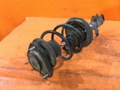 Стойка амортизатора на Toyota Corolla Fielder ZRE142G 2ZR-FE, Переднее Левое расположение
